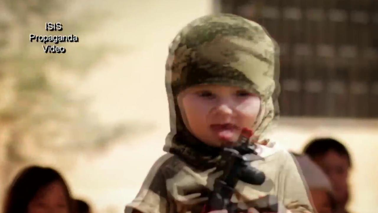 'Cubs of the caliphate': Role of kids in ISIS