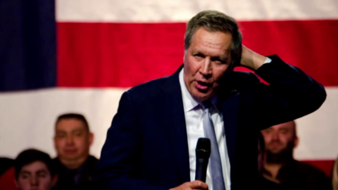 Report: Kasich team says he can win NY