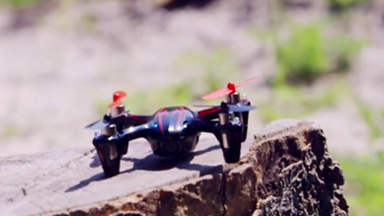 Why you may see more drones over city skies
