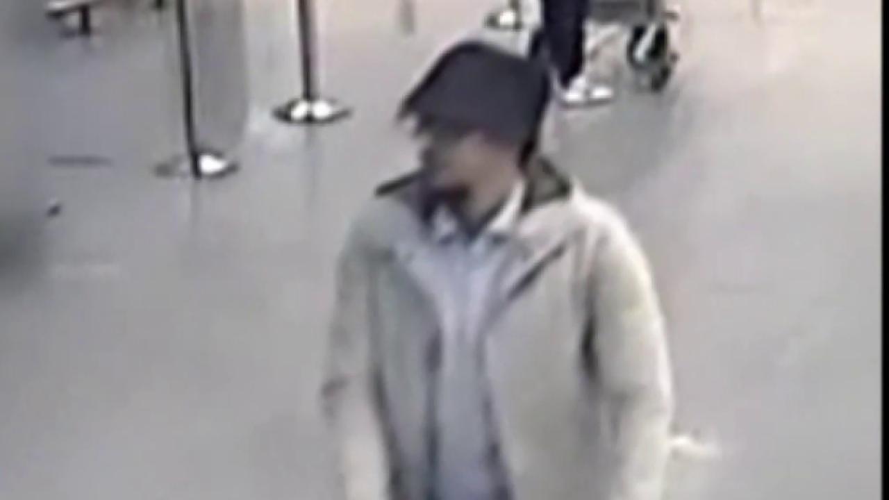 Belgian prosecutors confirm suspect