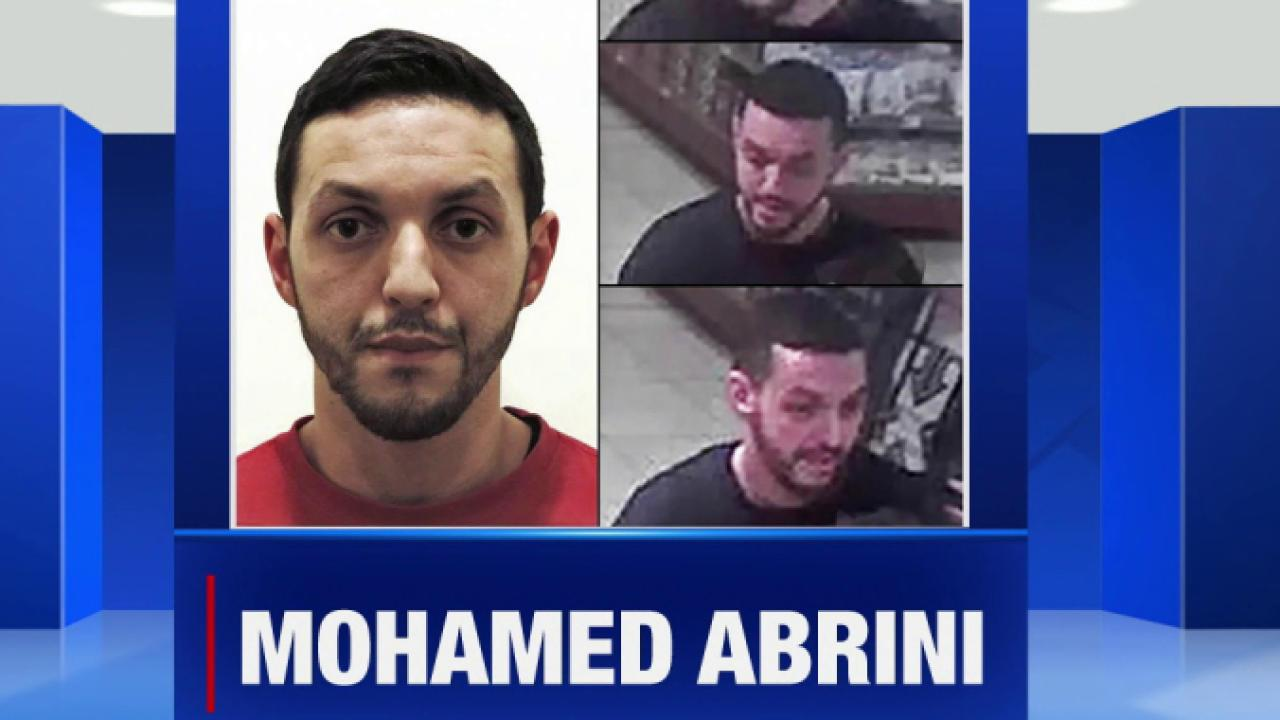 Prosecutor: Mohamed Abrini is 3rd man at...