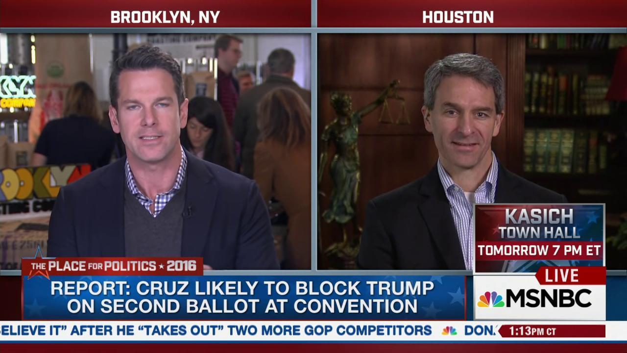 Cruz campaign: Trump, the mobster