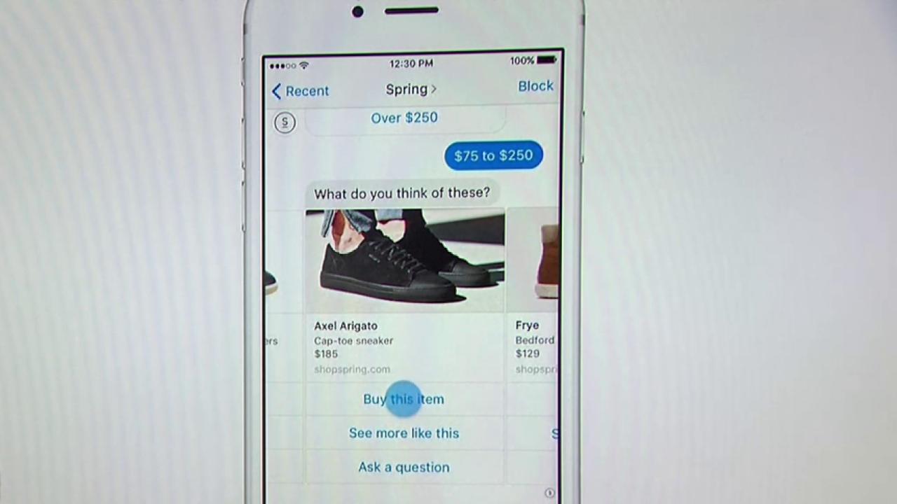 Facebook 'Developing Camera App' Similar to Snapchat
