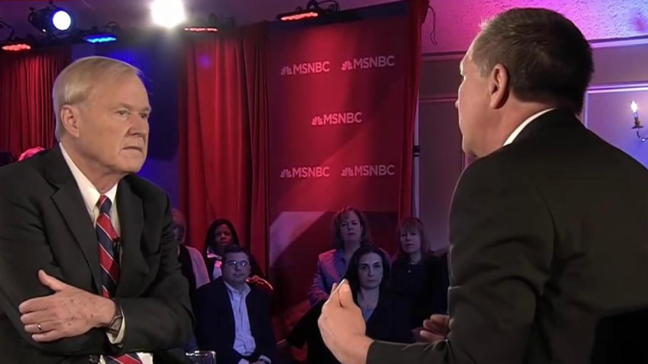 John Kasich: I support traditional marriage
