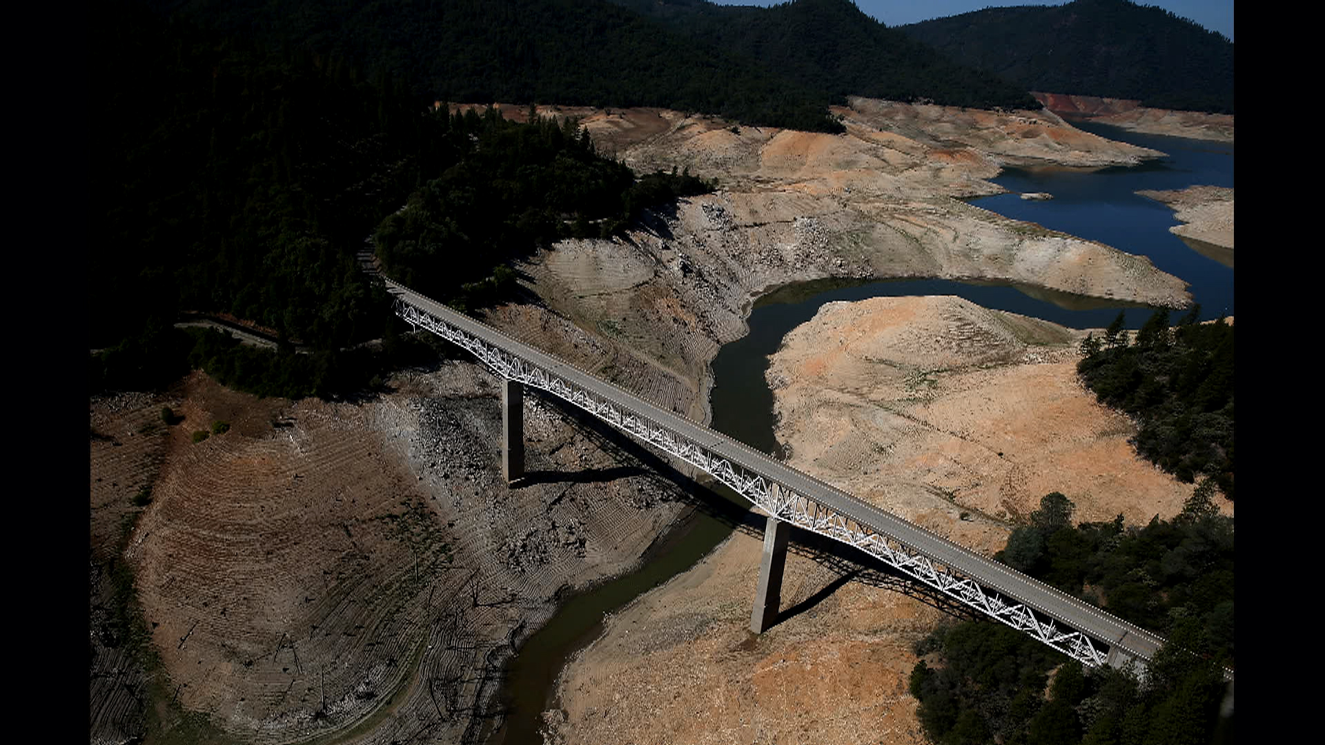 The California Drought: in pictures