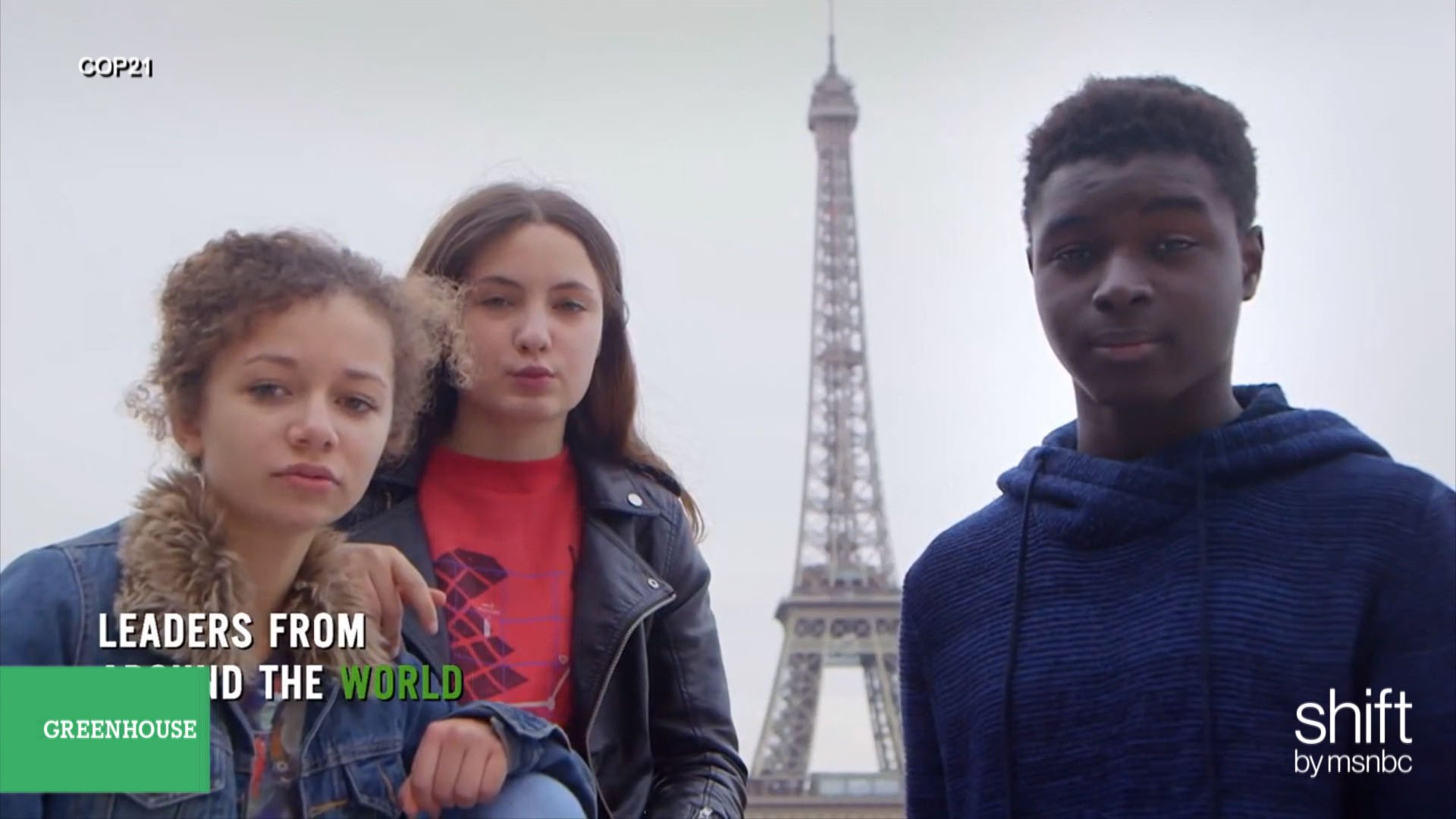 One month away from COP21