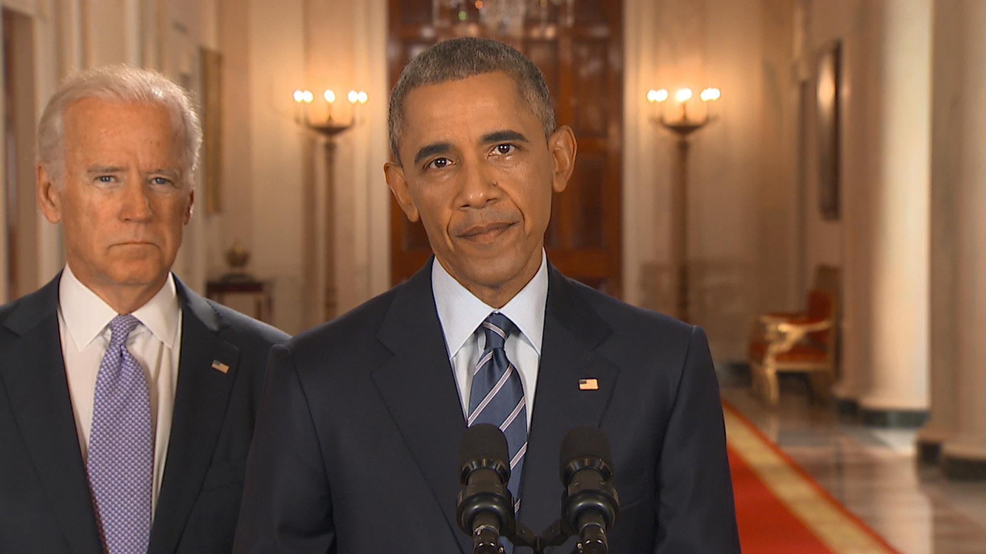 Pres. Obama: Iran won't get nuclear weapons