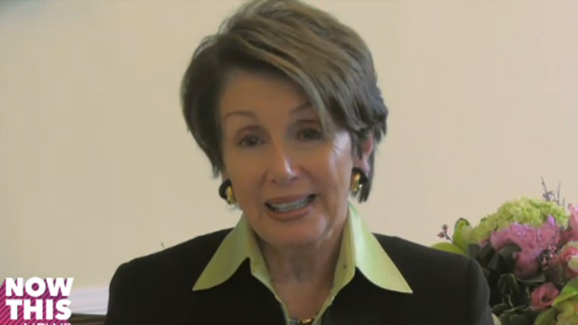 Nancy Pelosi on finding that special someone