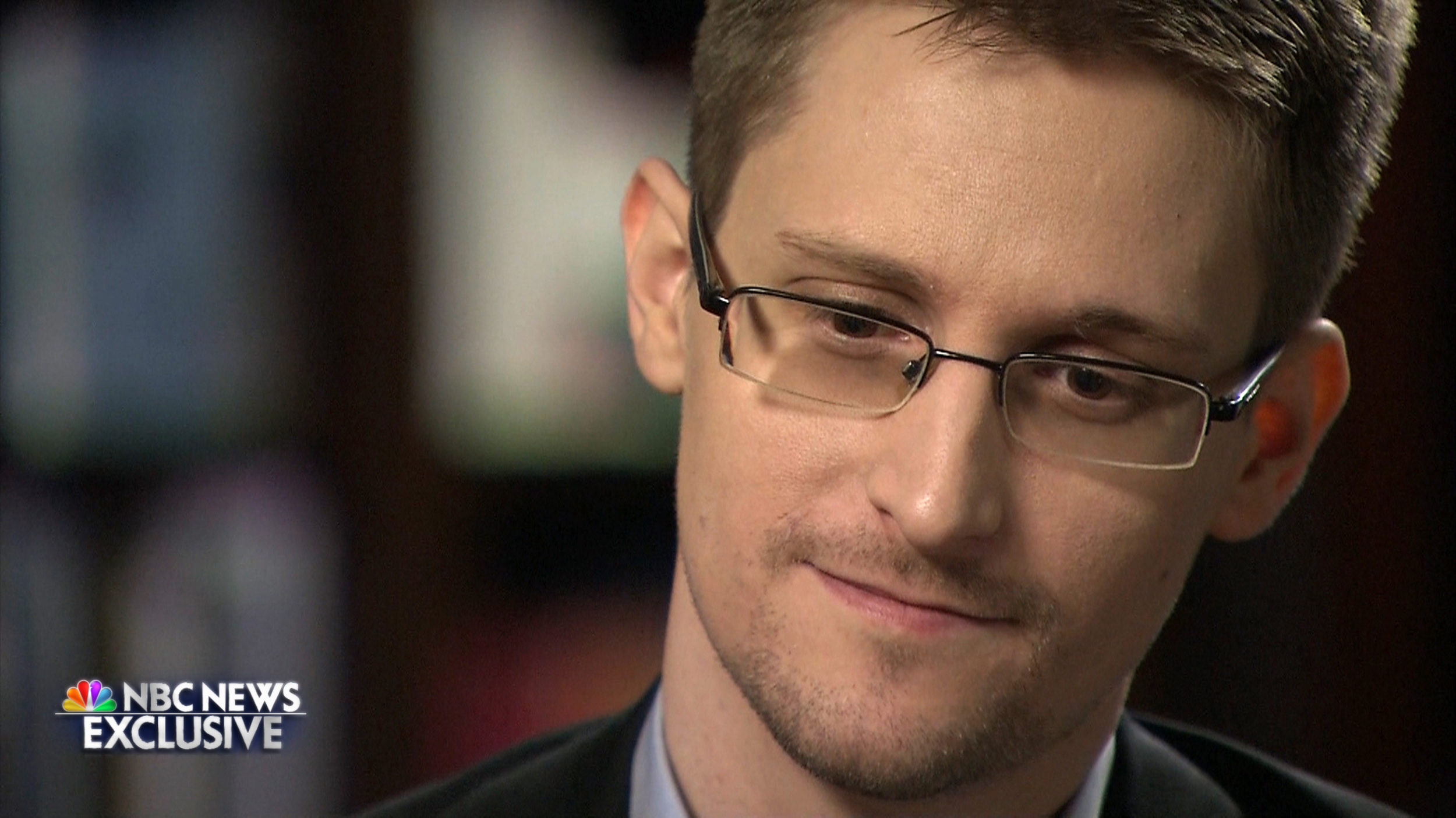 Inside the Mind of Edward Snowden, part 1