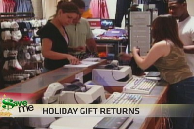 Bad news if you're on the receiving end of a rotten holiday gift. Fewer stores have lenient holiday return policies these days. Here's how to make the most of gift returns.