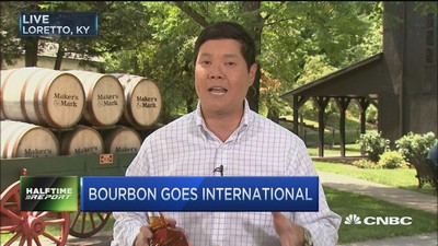 It's Suntory Time: More U.S. Bourbon Brands Owned by Foreign Companies