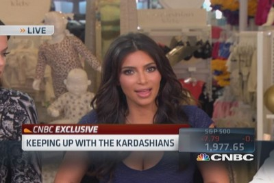 Keeping Up With Kim Kardashian's Wildly Popular New App