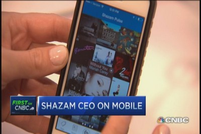Shazam CEO: Beyond the music