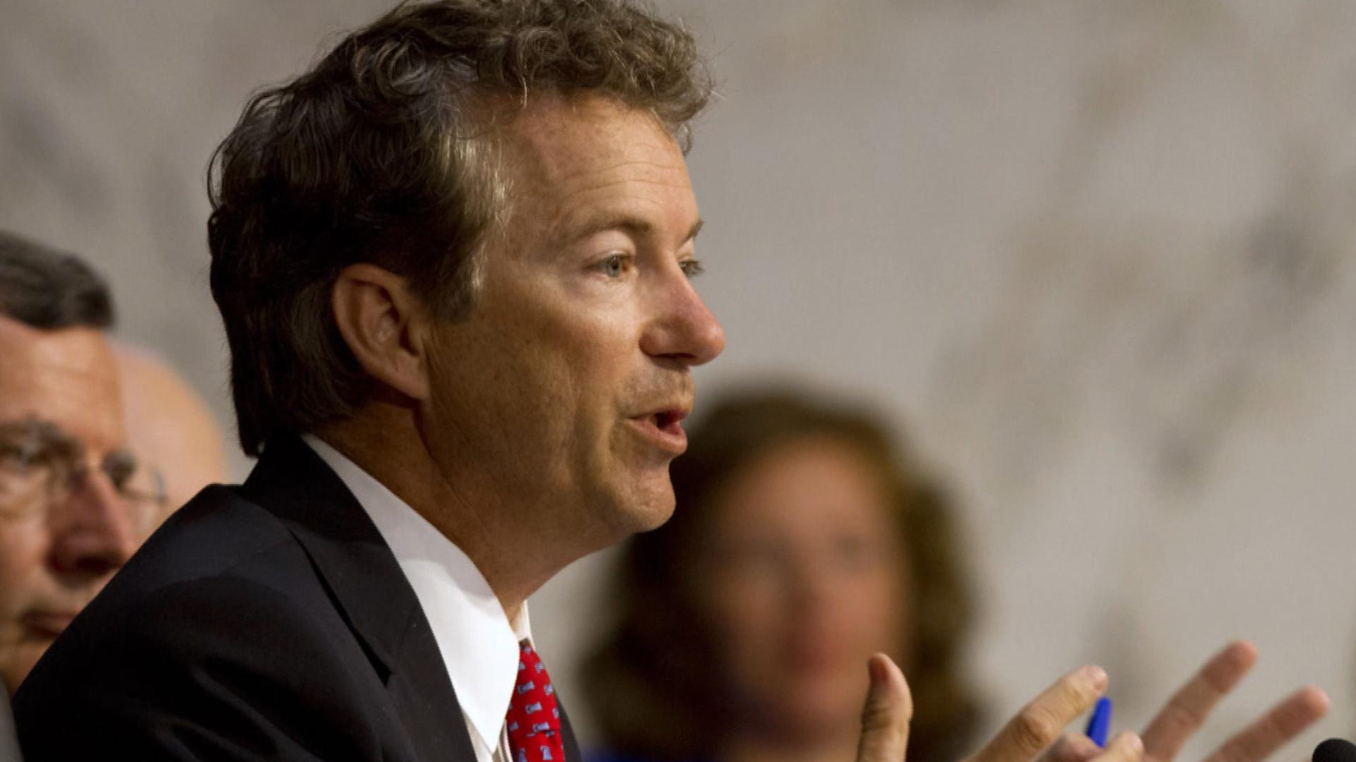 Rand Paul versus the Neocons?