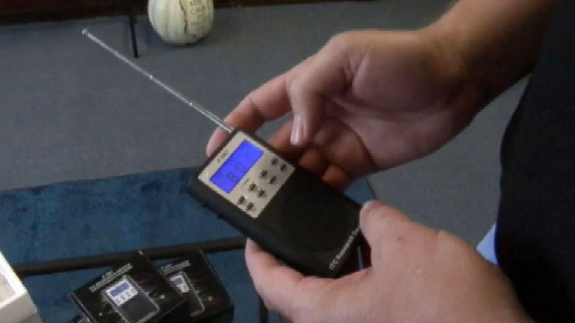 Ohio store specializes in equipping ghost hunters