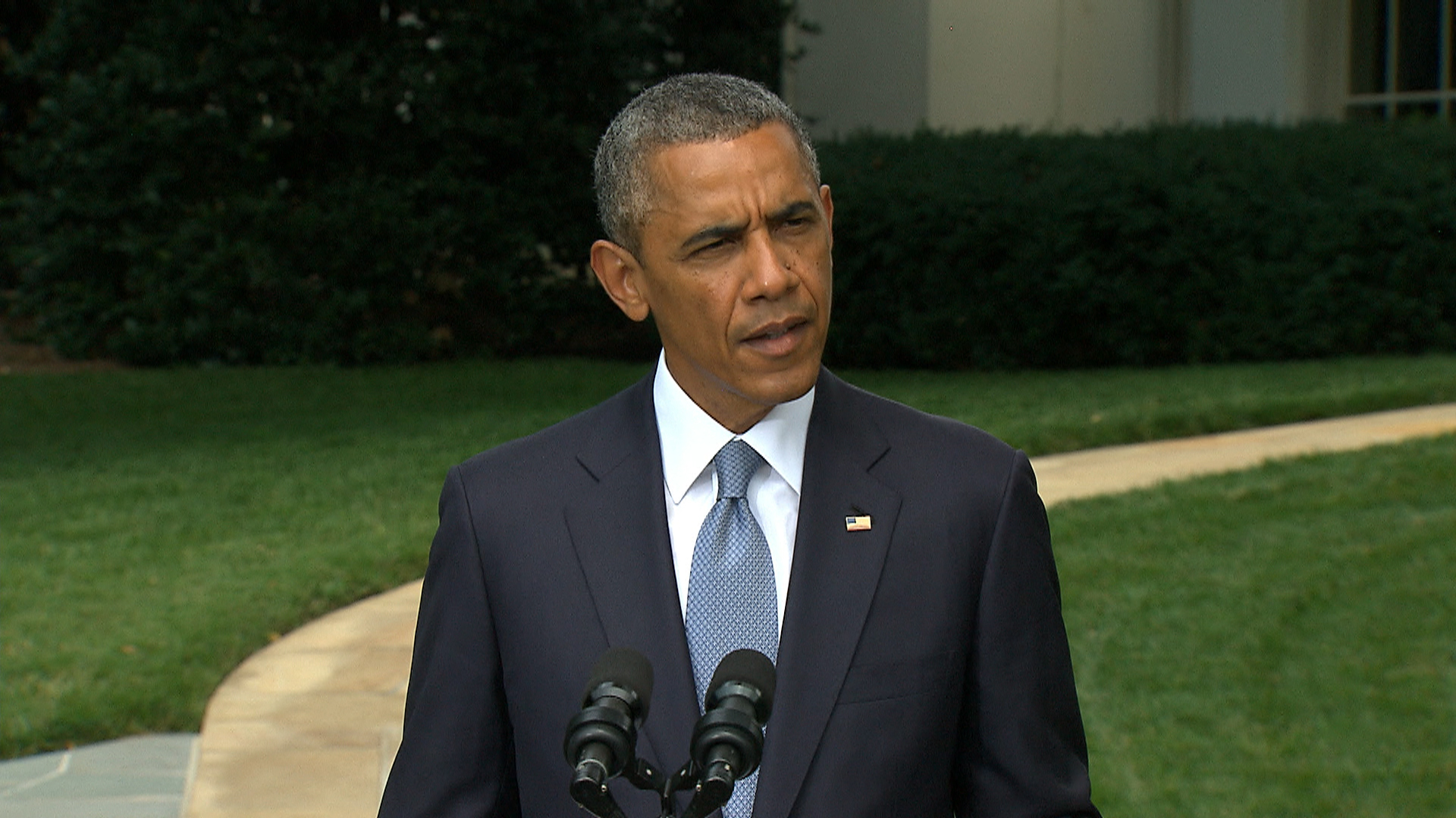 Obama: 'Burden Is on Russia' to Push for Access to Jet Crash Site