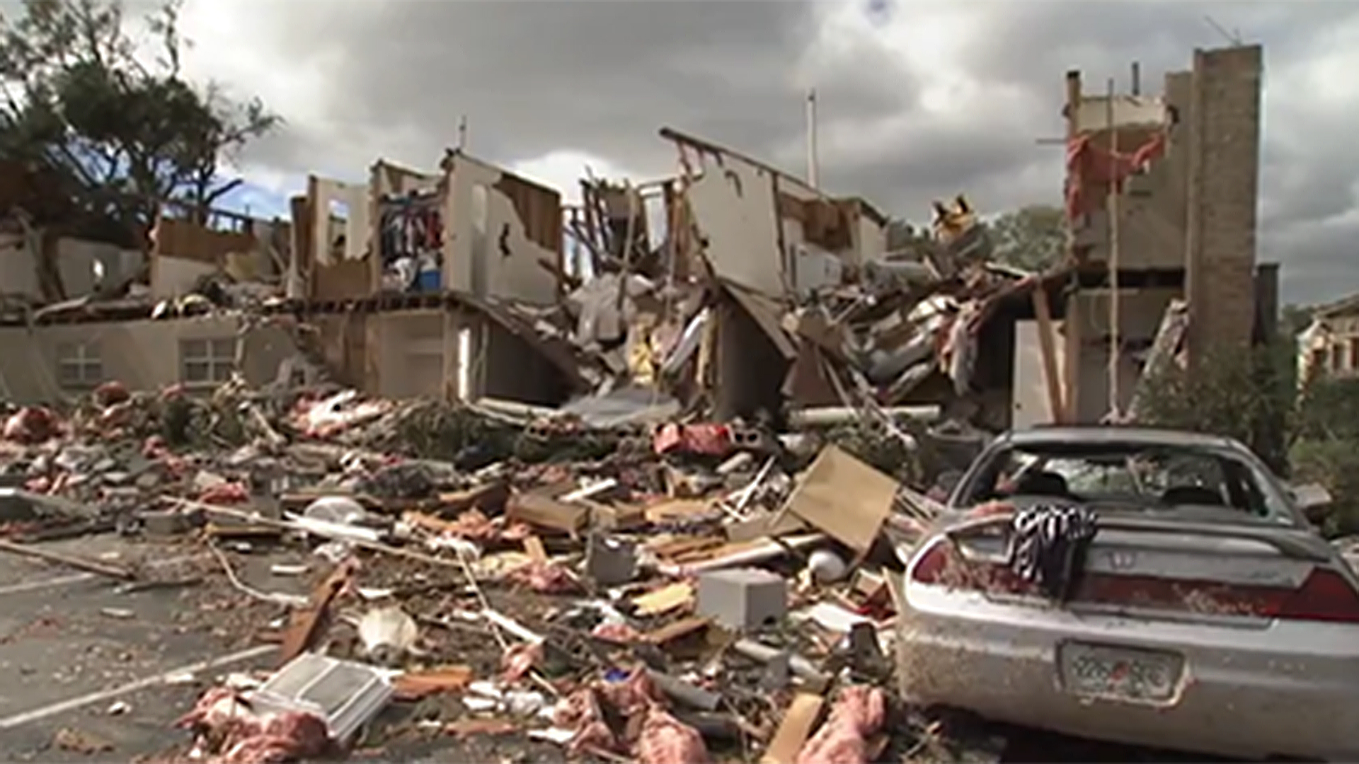 Four People Killed as Apparent Tornadoes Strike Virginia