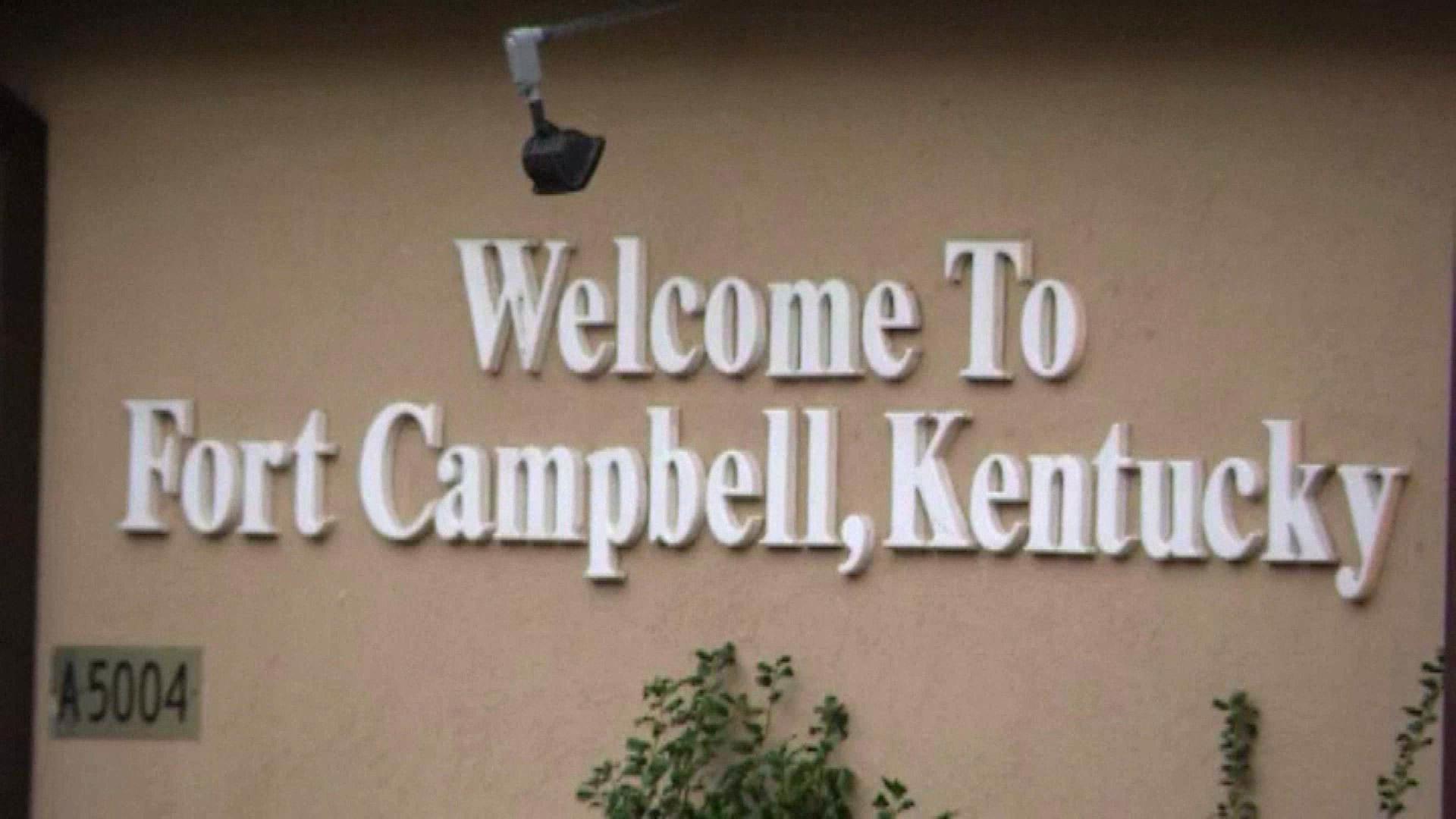 fort campbell kentucky