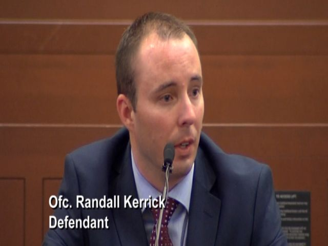Randall Kerrick, North Carolina Police Officer, Won't Be Retried For Killing