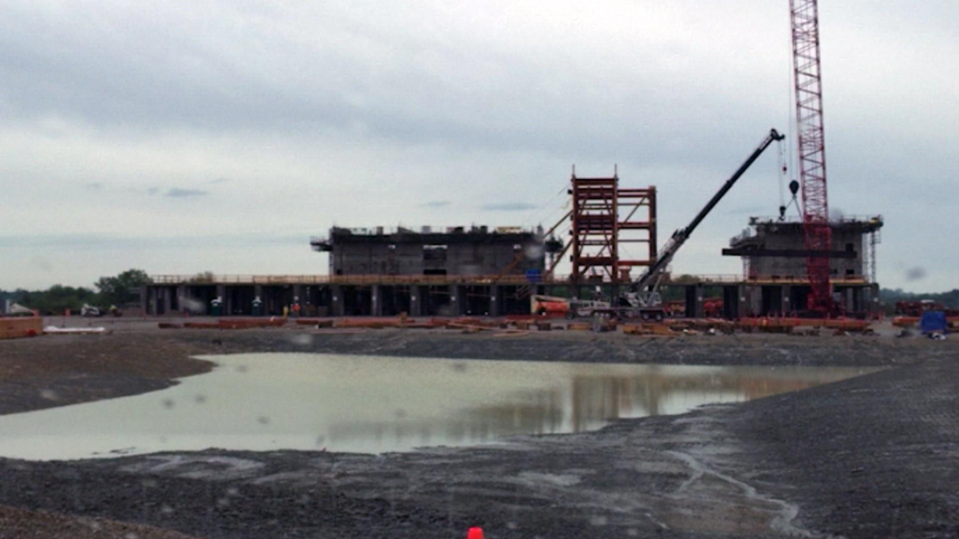 Noah 39 s ark being built in kentucky nbc news for Noah s ark kentucky location