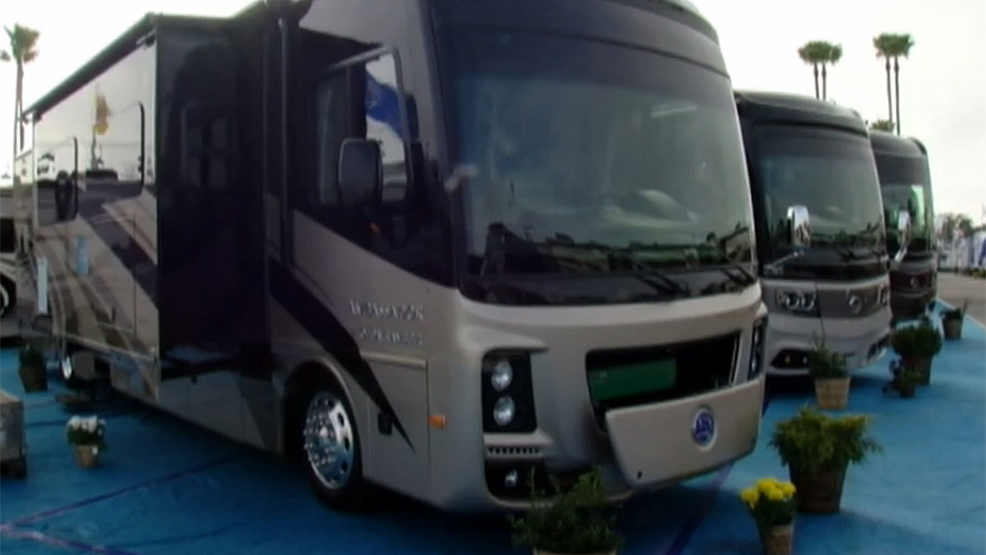 RV Sales Booming