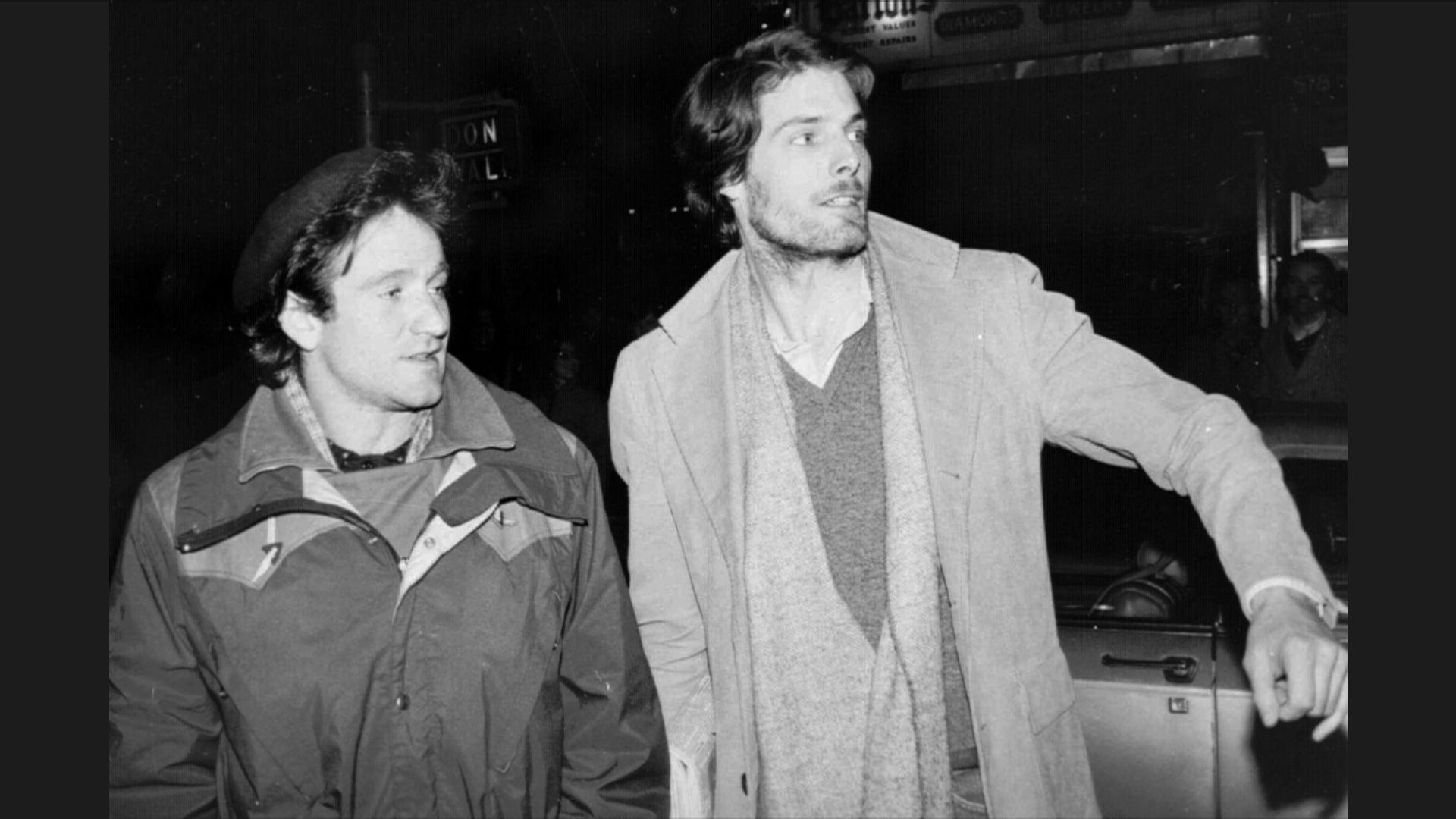 Recalling Robin Williams Bond With Christopher Reeve