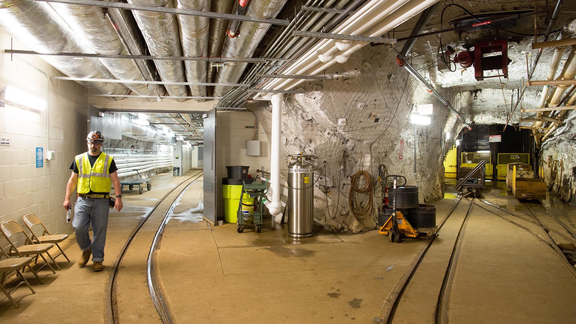 Innovative Mining Experiments
