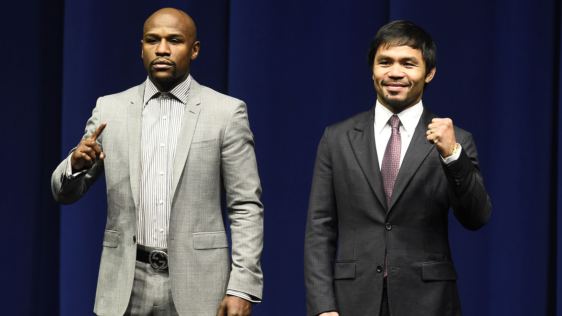 Fight Night: Why Mayweather-Pacquiao Became So Big