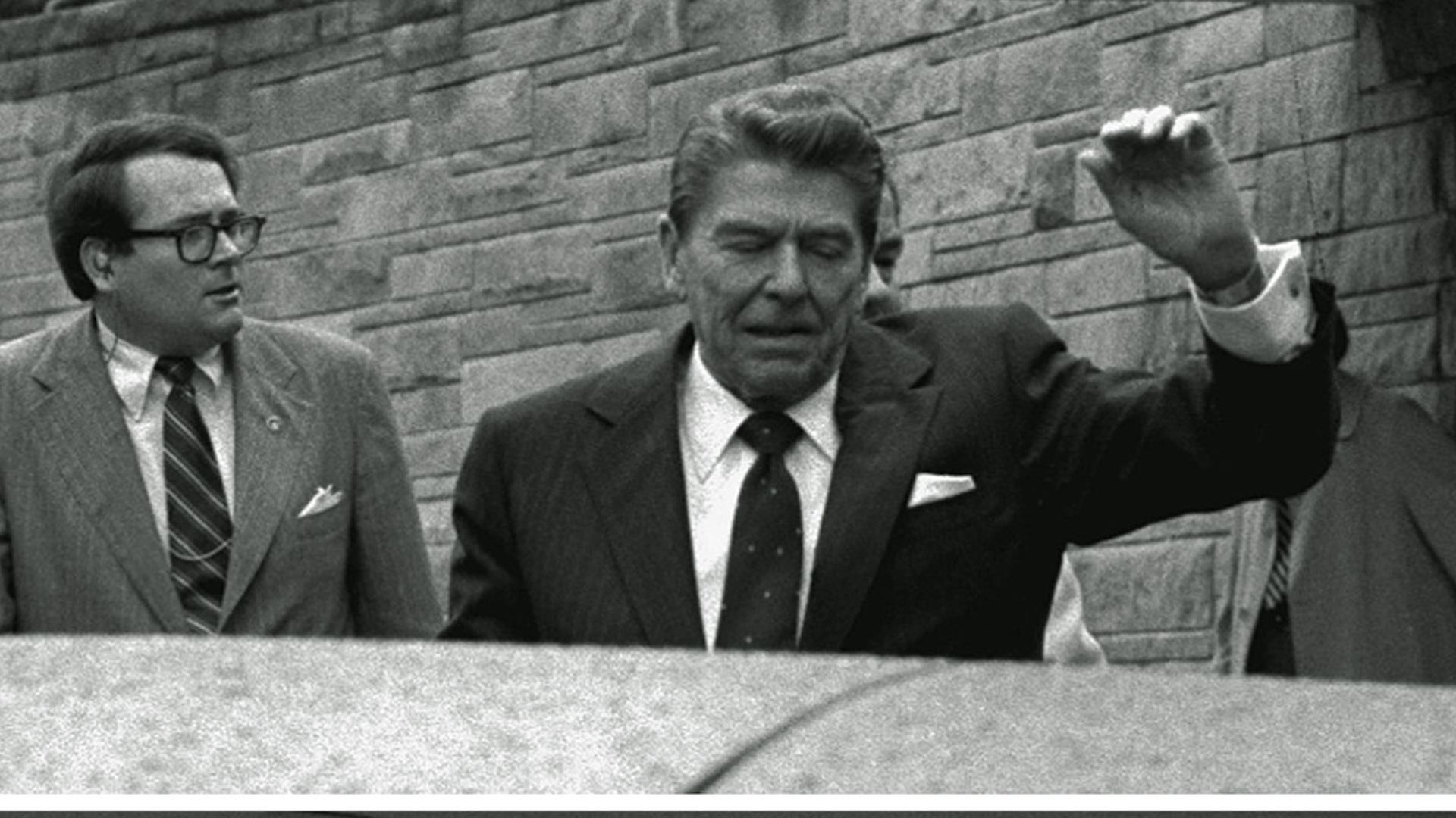 35 Years Ago Reagan Was Nearly Assassinated Nbc News