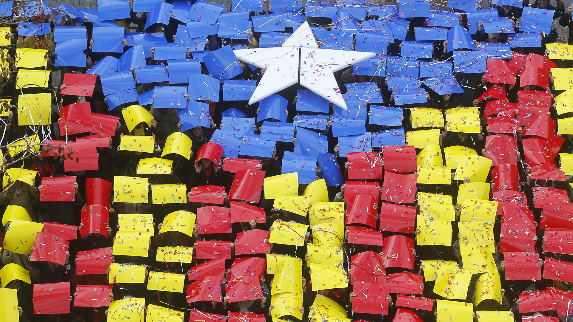 Long story short why catalonia wants independence nbc news for Artiste peintre catalan