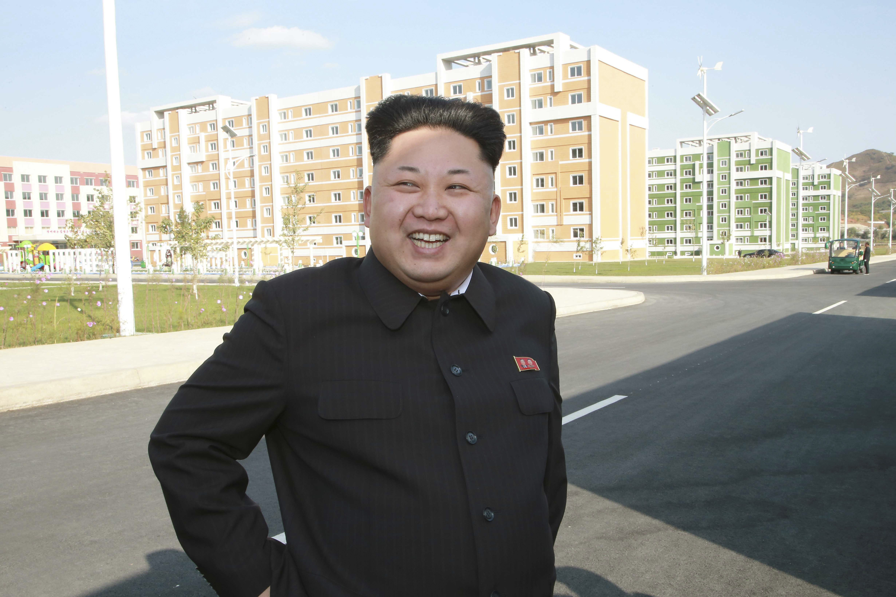 Kim Jong Un Had Cyst Removed From Ankle: Seoul Spy Agency