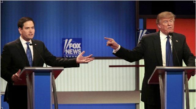 Zingers at Fox GOP debate