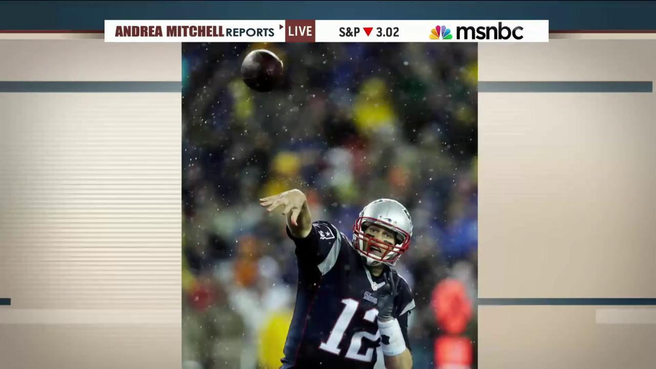 Fmr. NFL QB: Deflate-Gate is 'ridiculous'