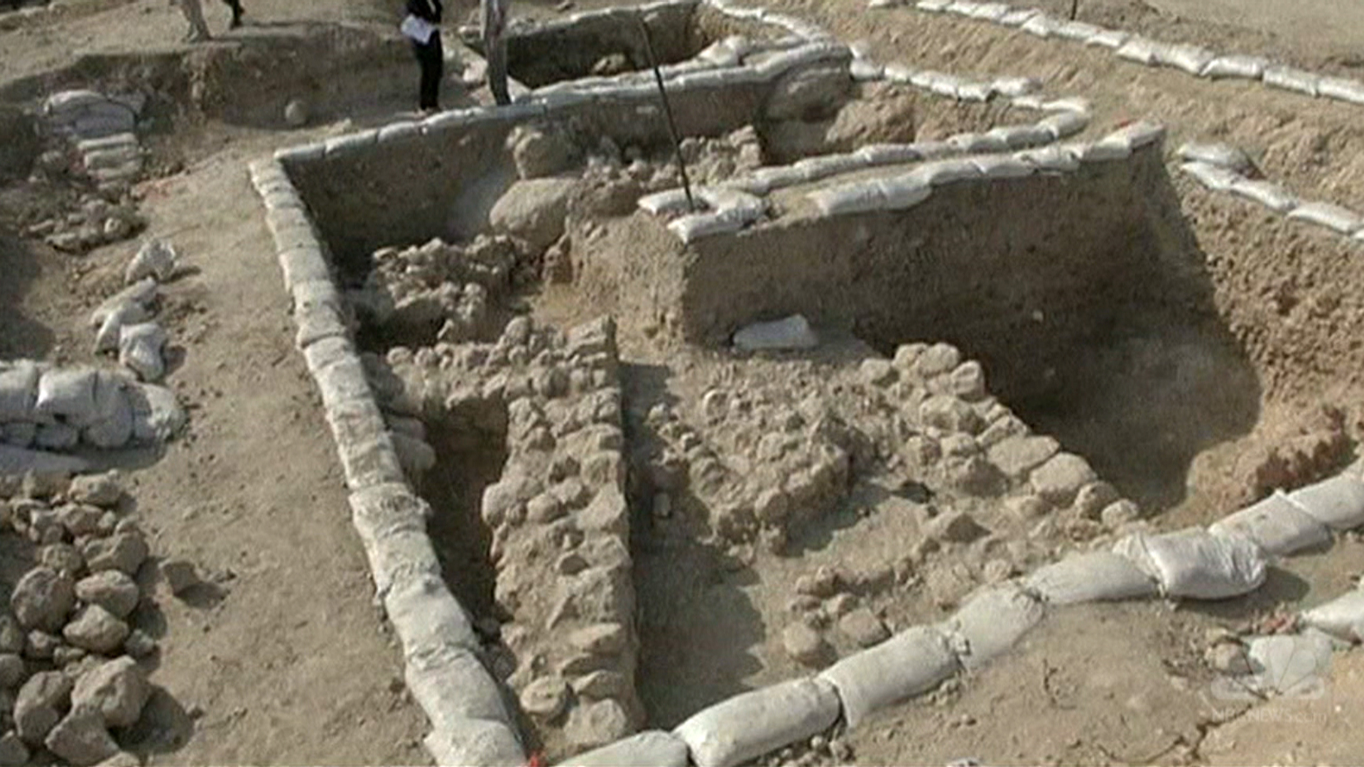 Remains of Synagogue Destroyed by Nazis Found With Radar