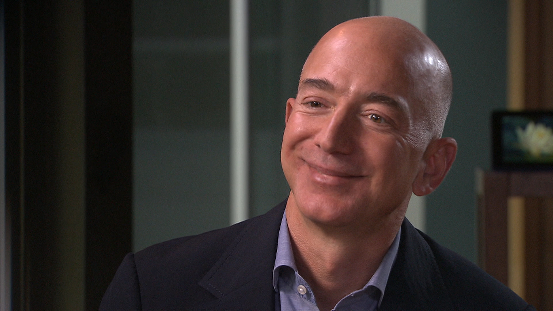 Jeff Bezos On Plans To Launch People Into Space