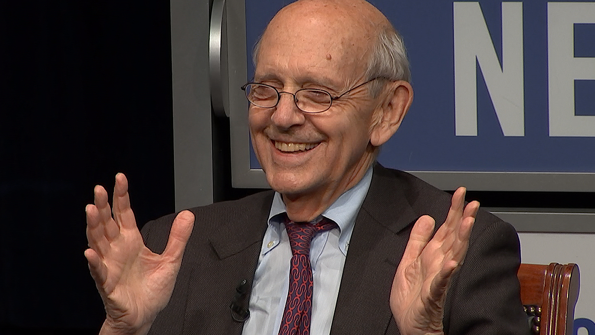Supreme court justice breyer remembers scalia s humor strong