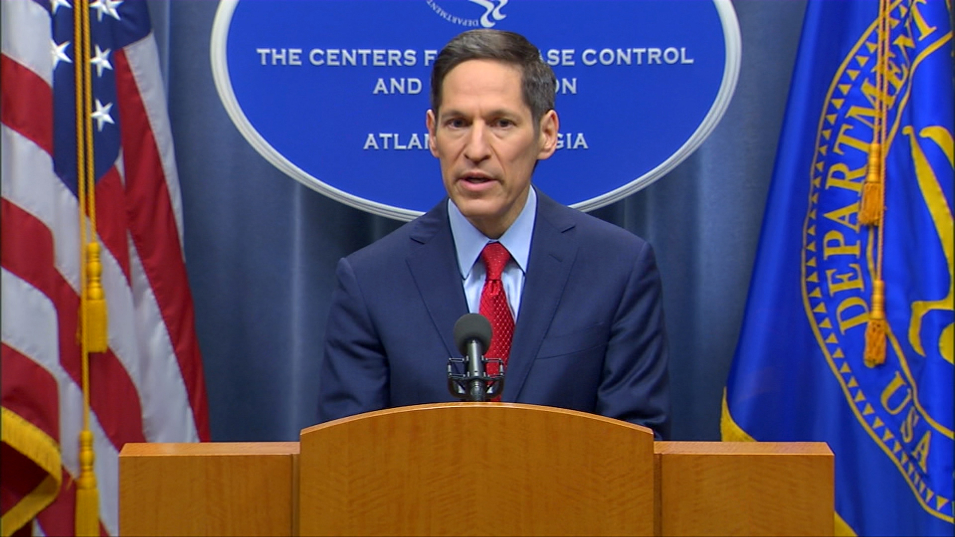 CDC Director on Ebola: 'Even a Single Infection is Unacceptable'