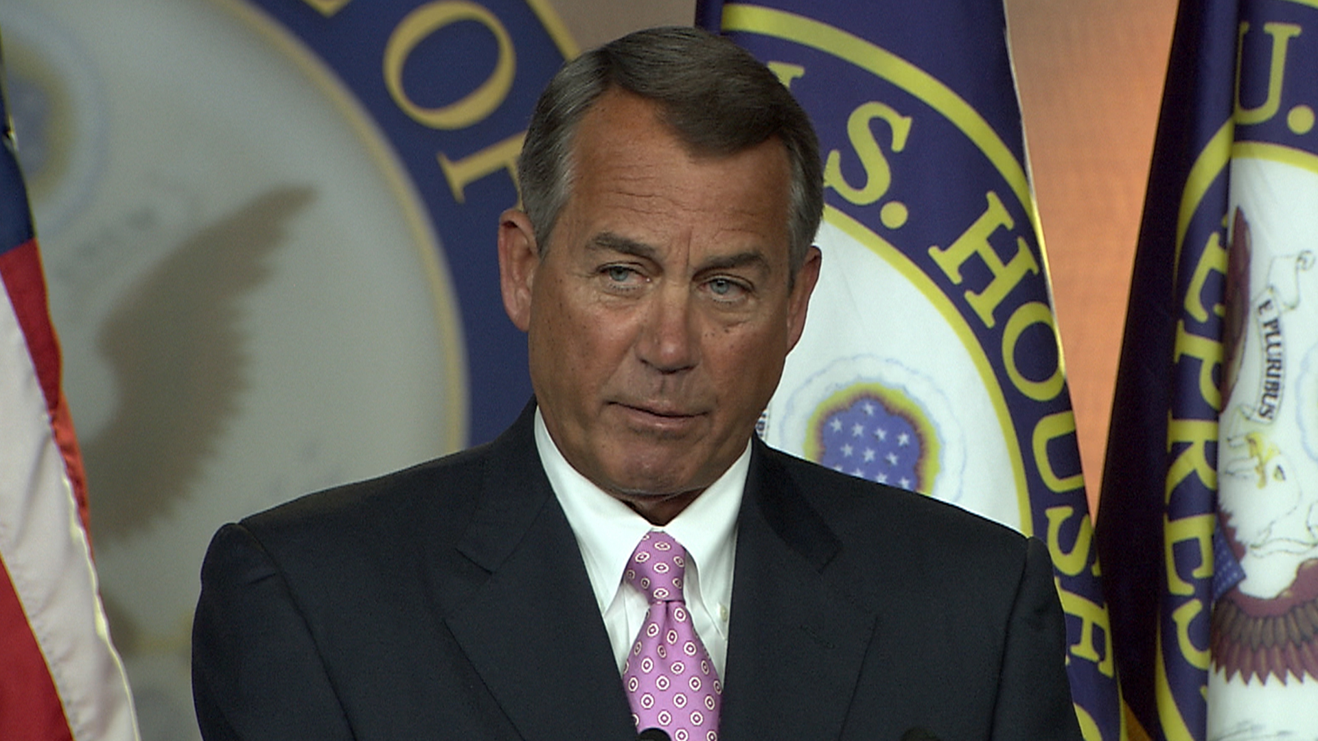 House Speaker John Boehner says the US has the best health care system in the world