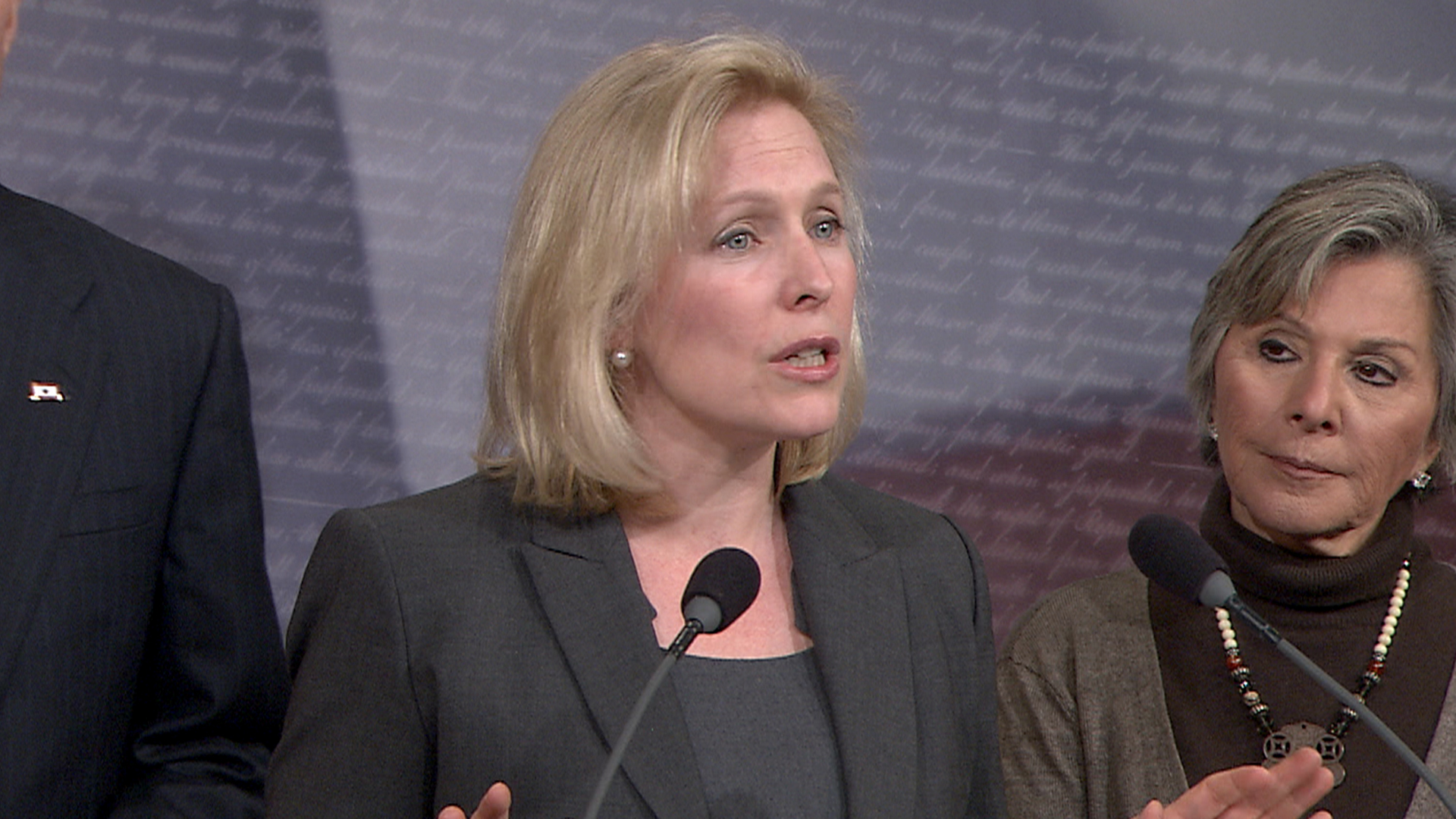 Gillibrand: Senate 'Failed' Military Sex Assault Victims