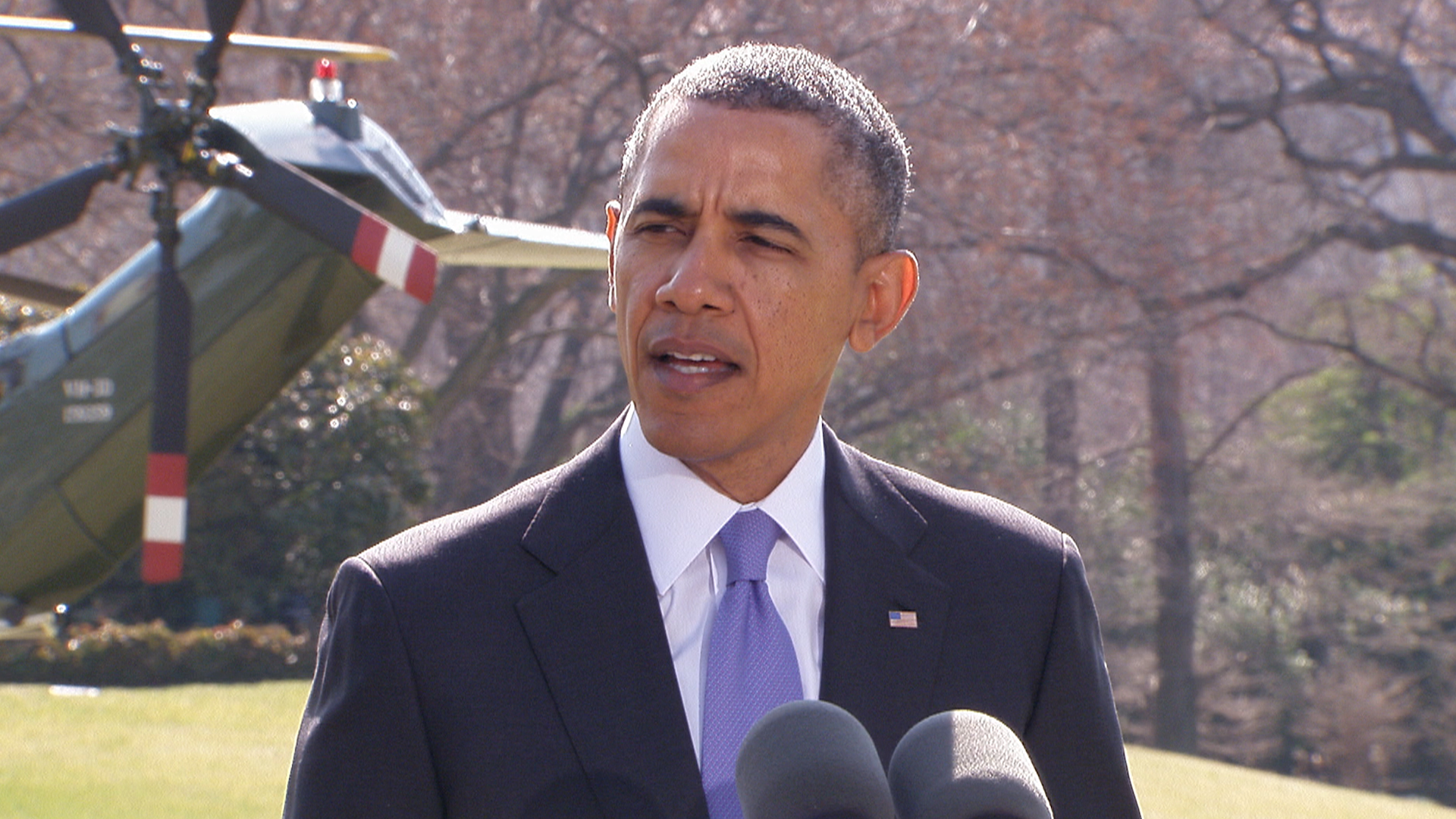 Obama: U.S. Could Target 'Key Sectors of the Russian Economy'