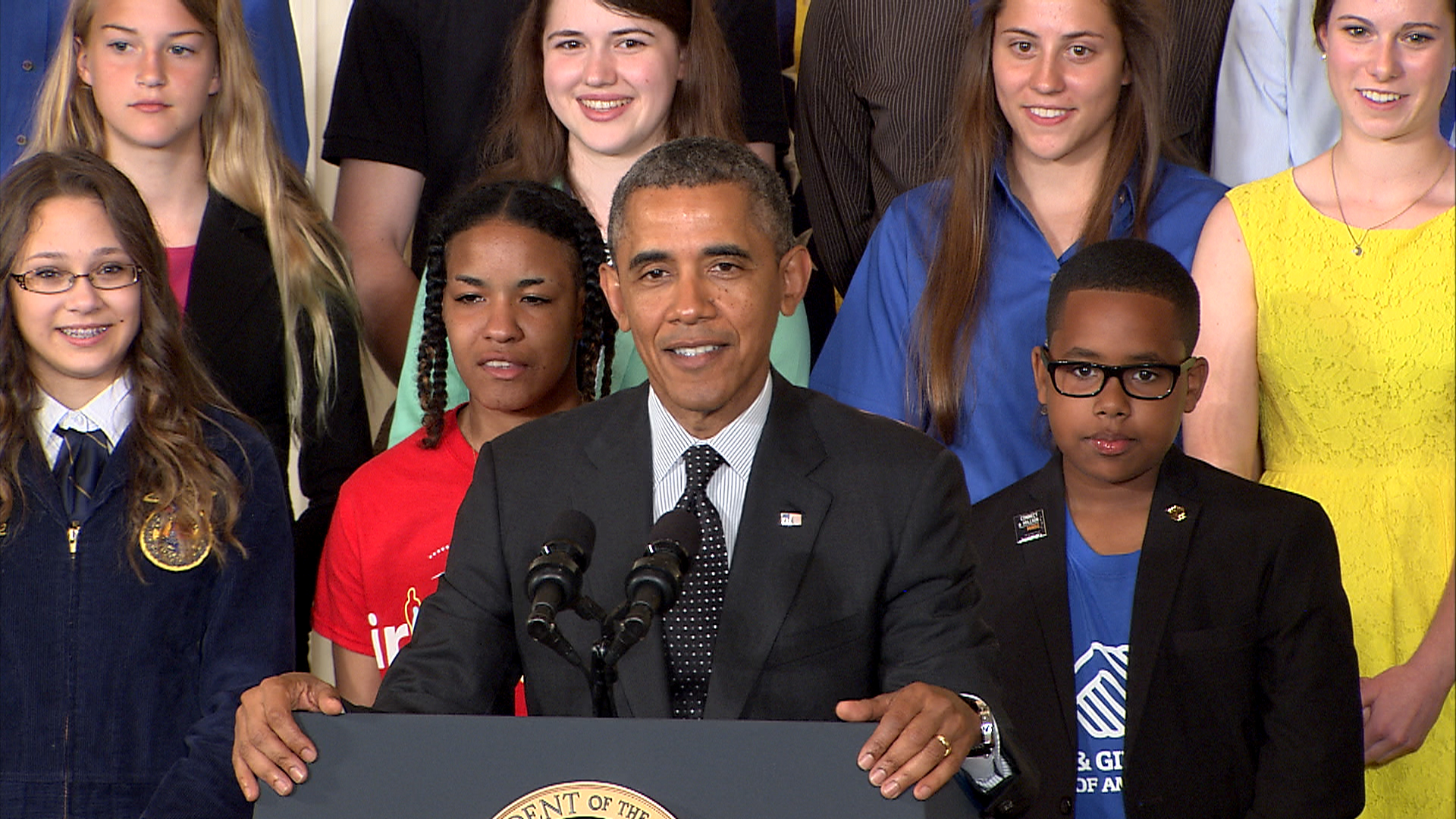 White House Science Fair Puts Whiz Kids in a Serious Spotlight