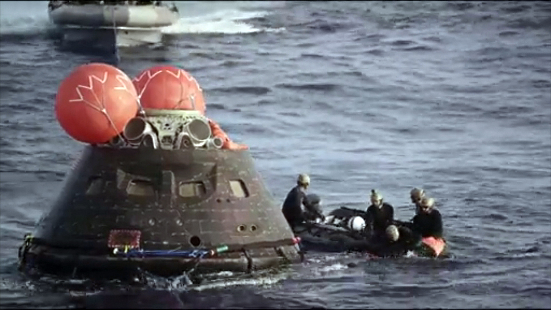Home, Sweet Home: Orion Spacecraft Arrives Back at Kennedy Space Center