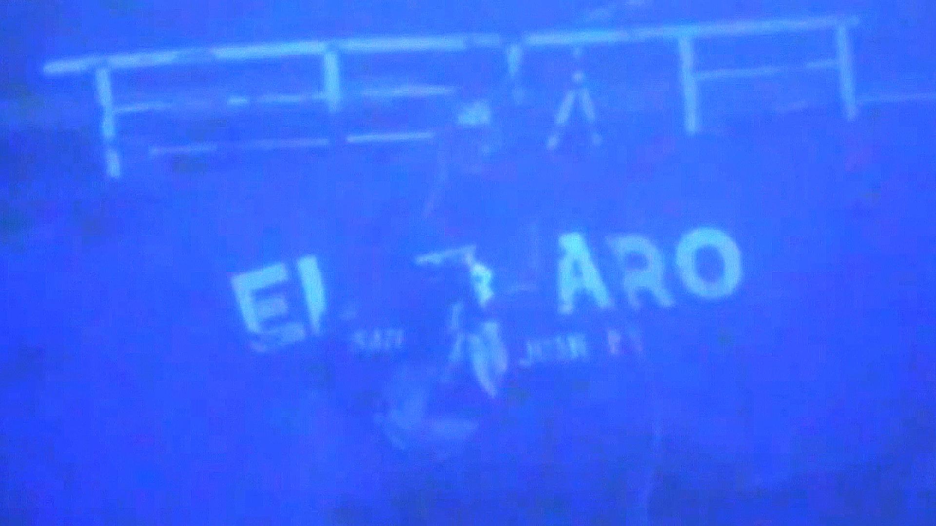 Watch As A Us Navy Rov Explores The El Faro Wreckage