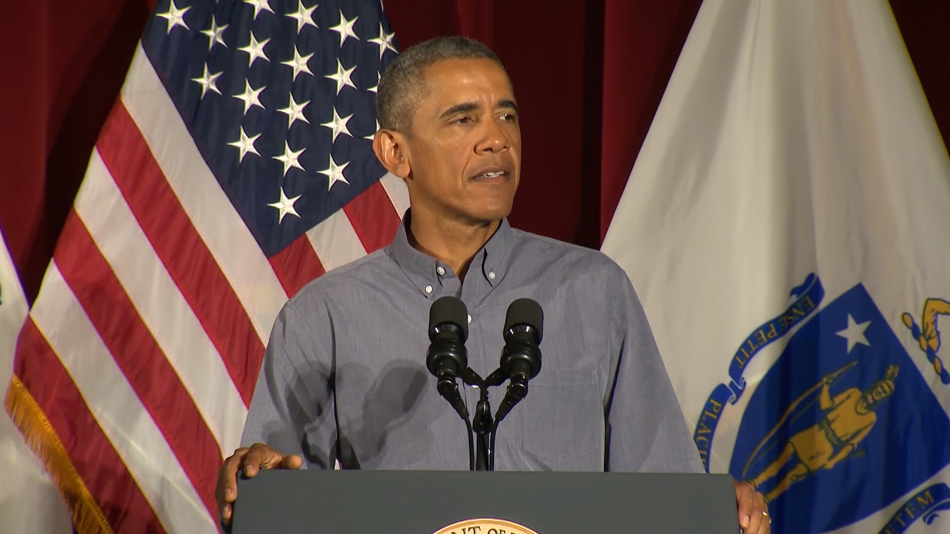 Obama Extends Paid Sick Leave in Labor Day Tribute to Working 'Values'