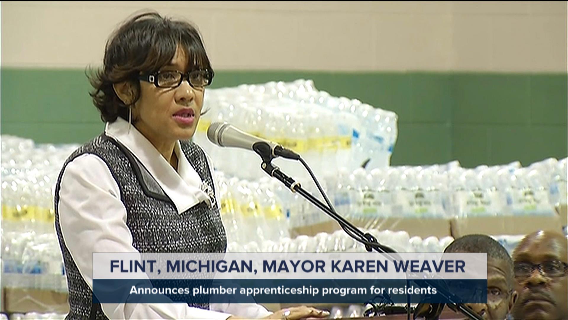 Flint mayor announces jobs program