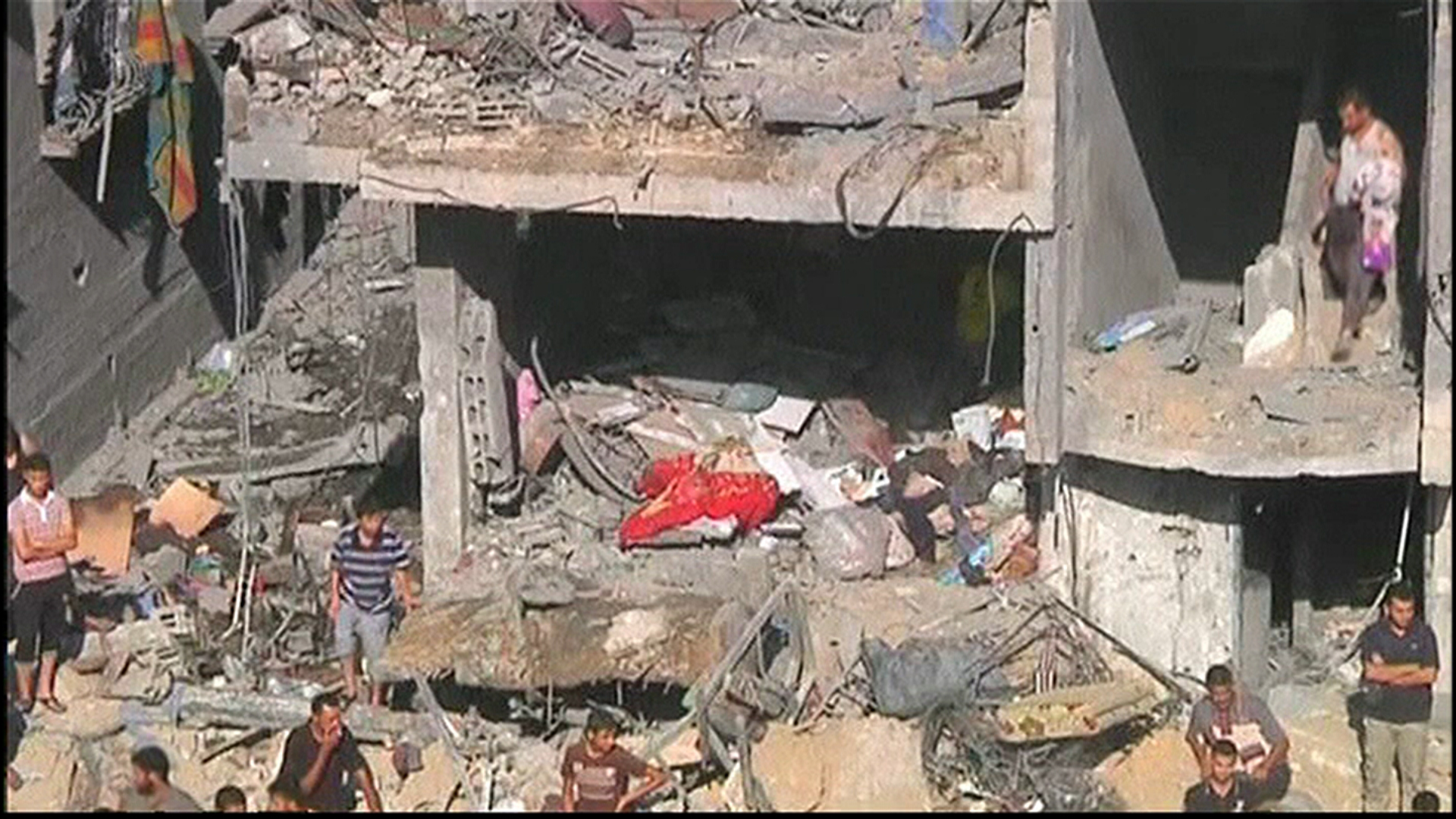 Israeli Boy Killed, Five Wounded in Gaza Mortar Strike