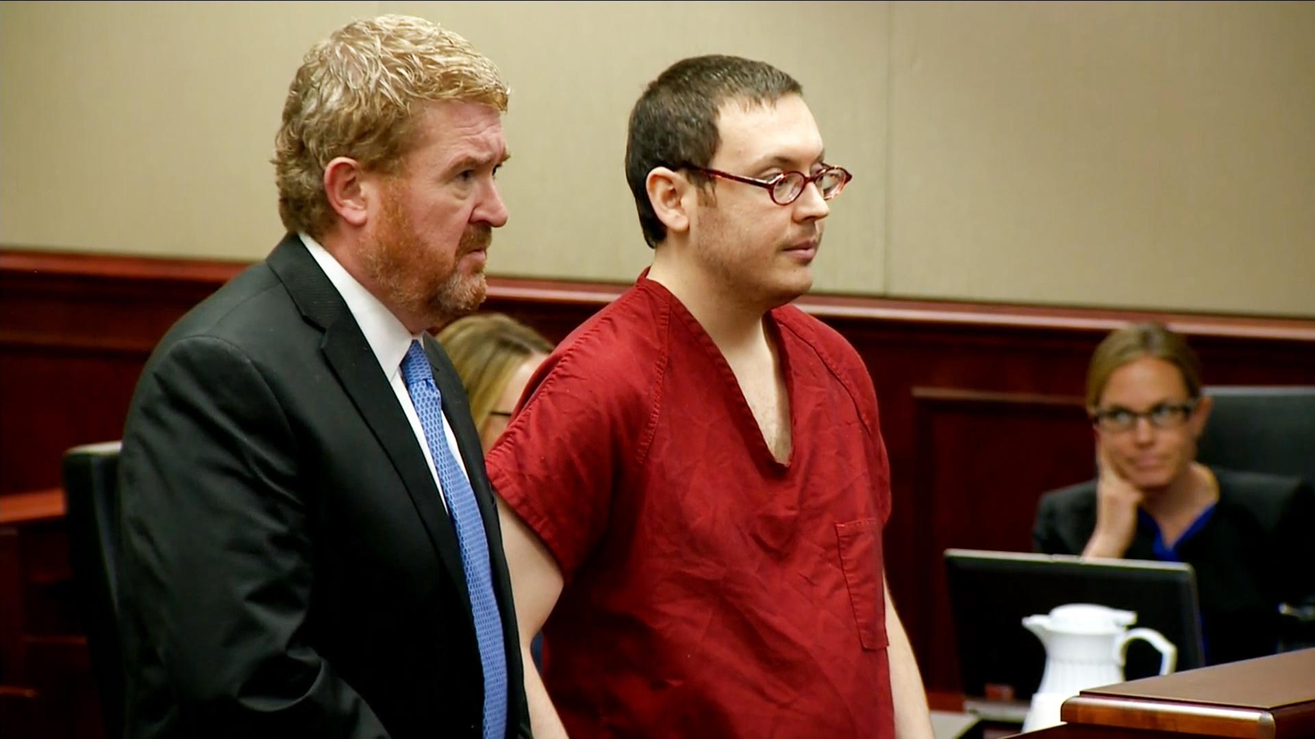 James Holmes Trial Judge Formally Sentences Aurora Gunman