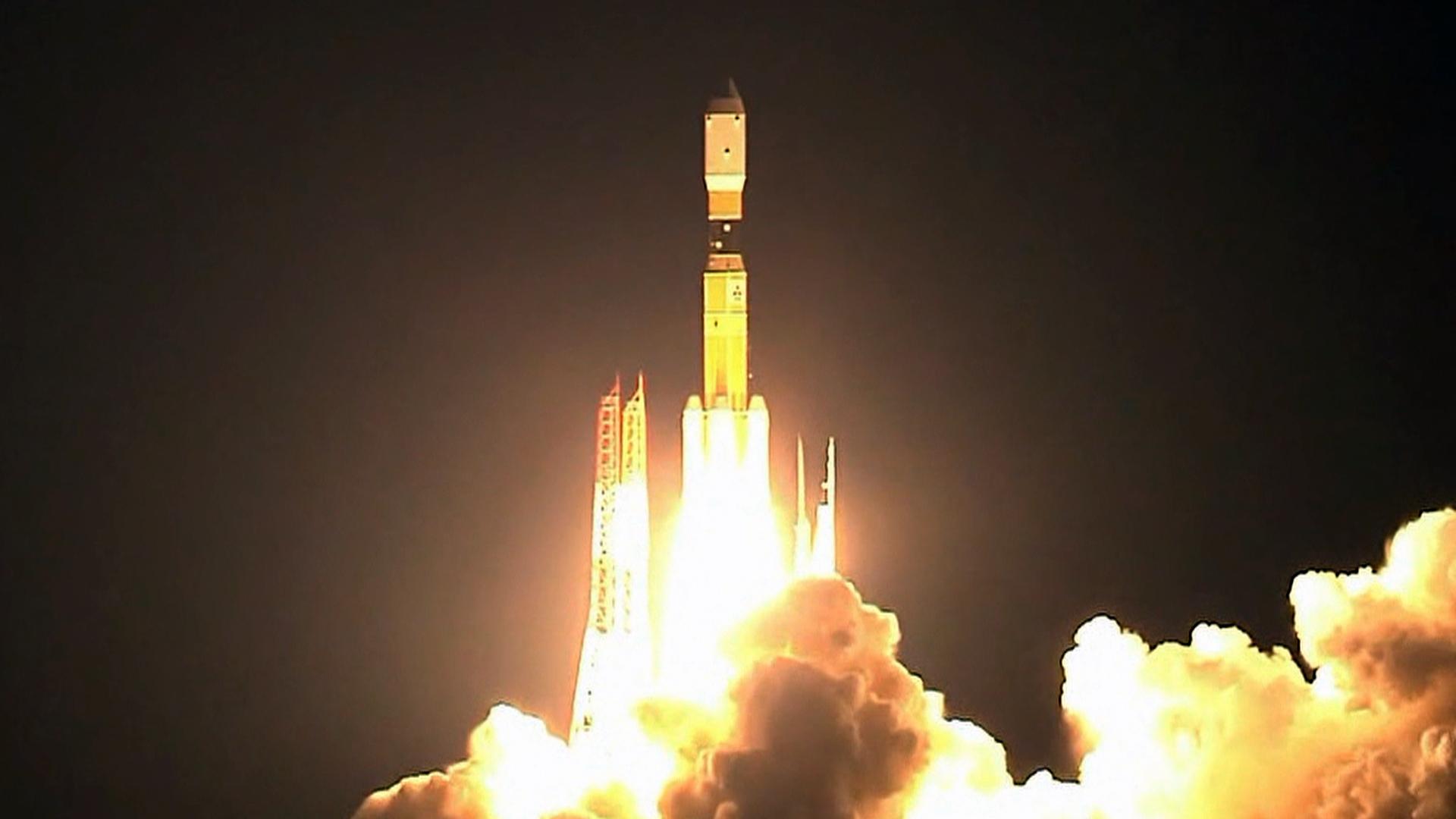 Image: HTV-4 launch