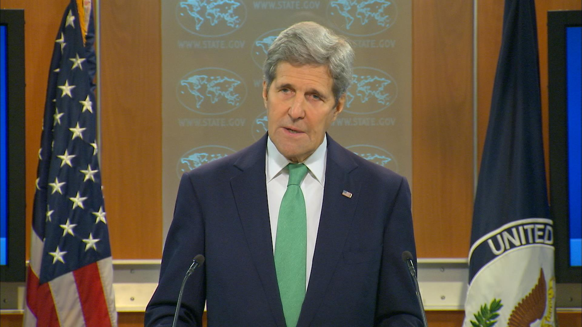 Kerry: ISIS Is Committing Genocide Against Yazidis, Christians and Shiite Muslims