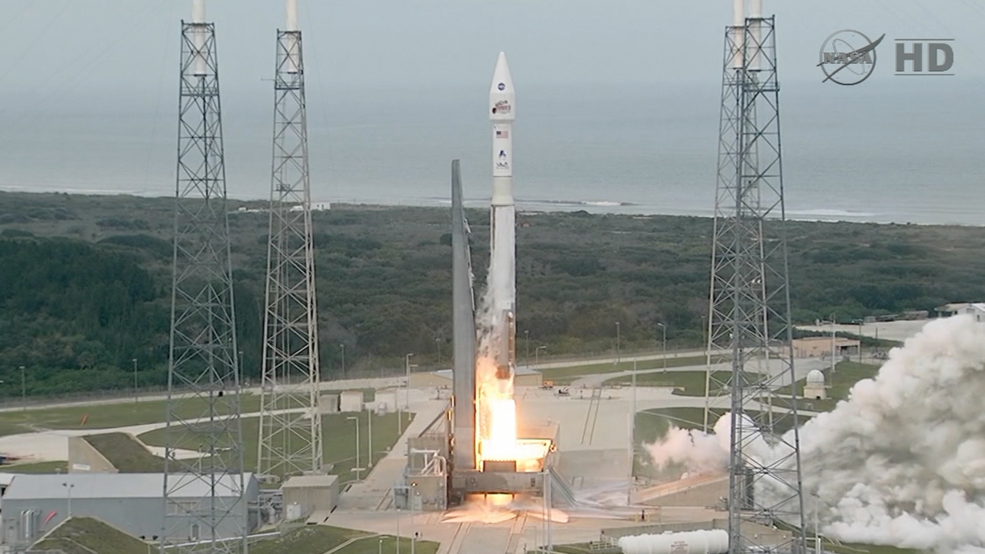 Image: Maven launch